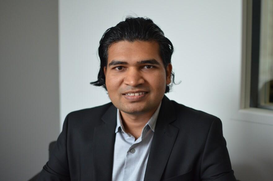 Ravi Sahu, CEO, AirZaar