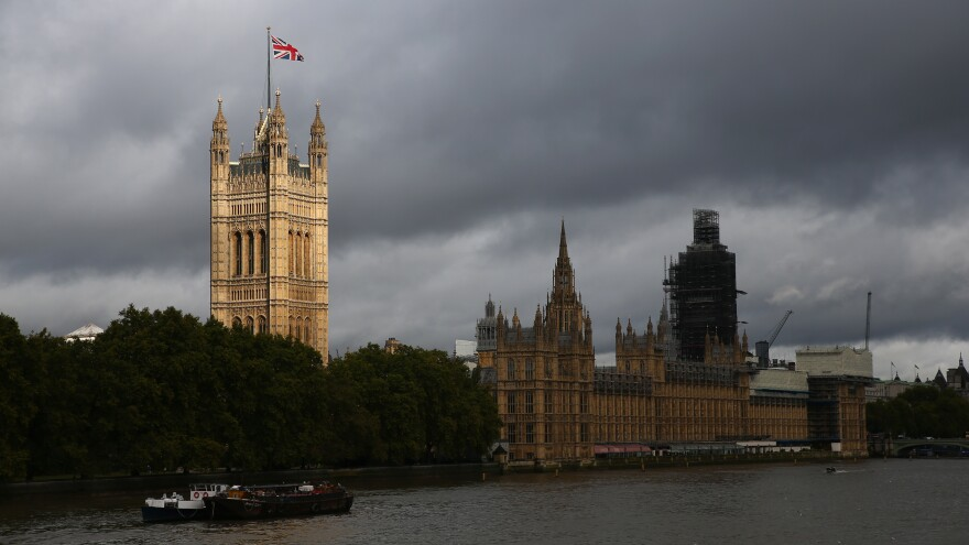 "Parliament reconvened at the Palace of Westminster on Wednesday after the U.K. Supreme Court ruled its suspension by Prime Minister Boris Johnson ""unlawful."""