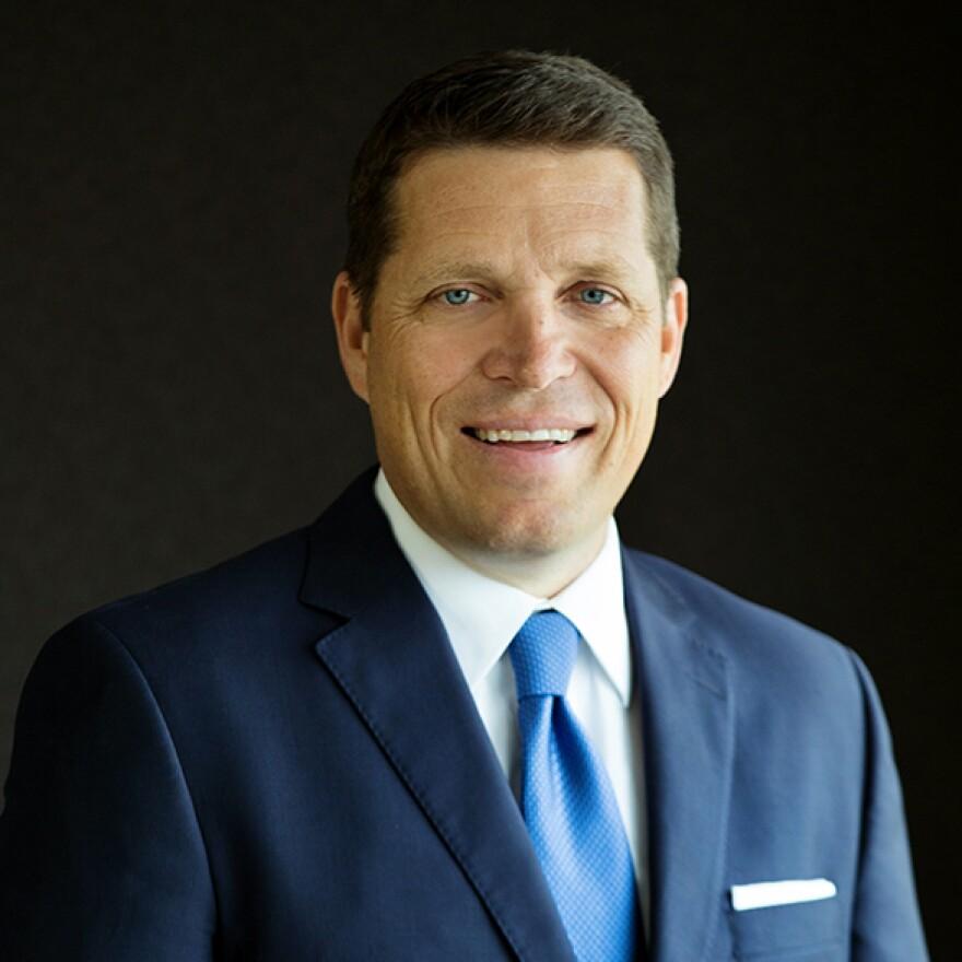 Missouri Republican Party Chairman Todd Graves