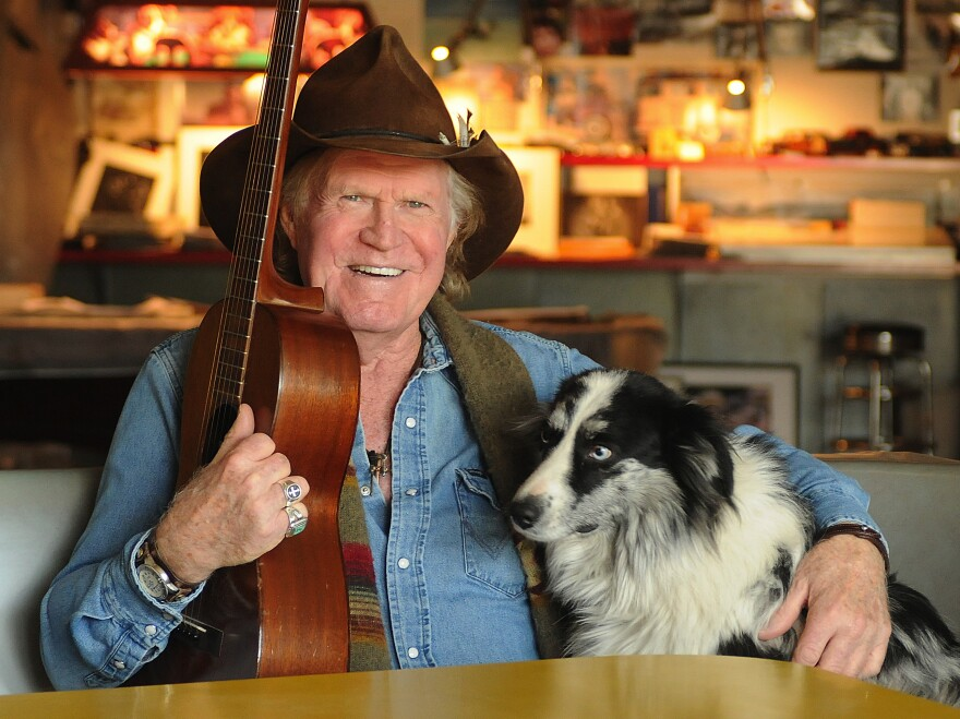 """Billy Joe Shaver once told Waylon Jennings, """"I just want you to at least listen to these songs. And if you don't, I'm gonna kick your ass right here in front of God and everybody."""""""