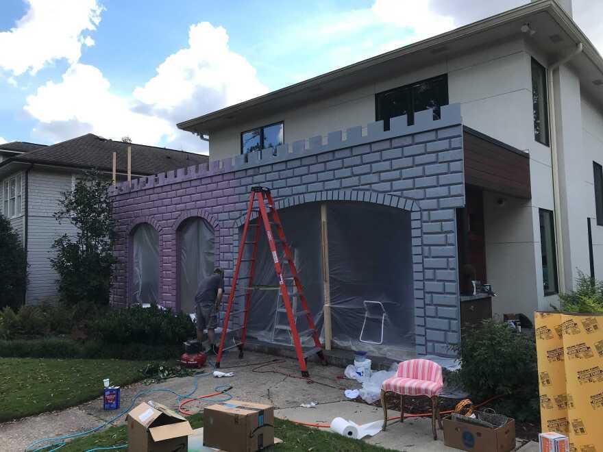 Rosemont Manor 2 under construction.jpg