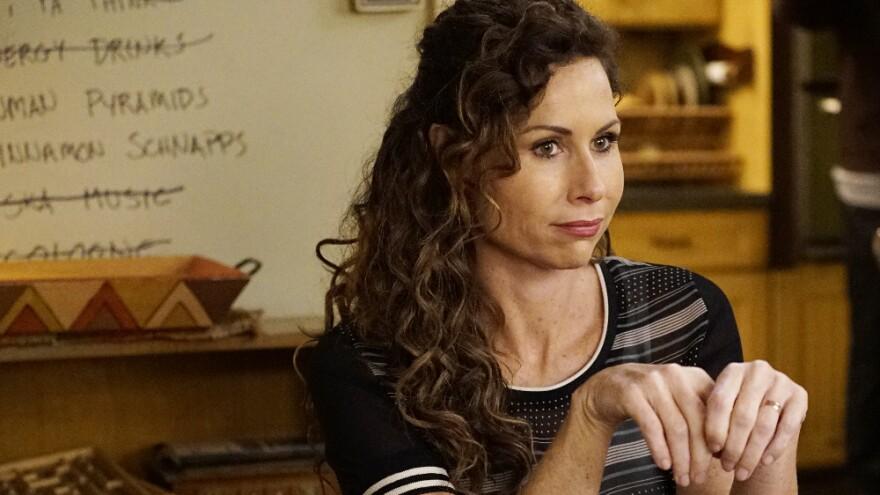 Minnie Driver plays Maya, the mom on the ABC family comedy <em>Speechless</em>.