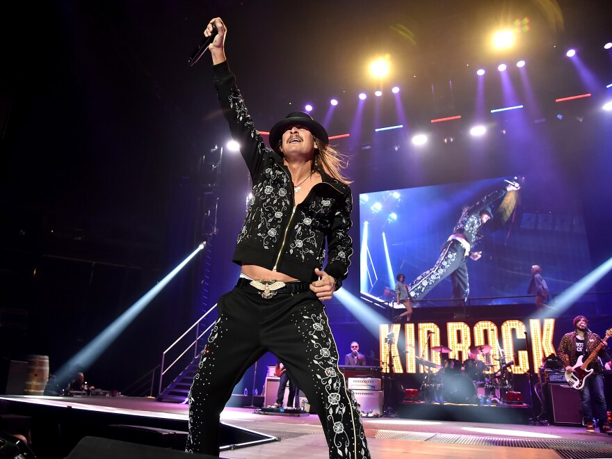 Kid Rock has a plan to beat the scalpers.