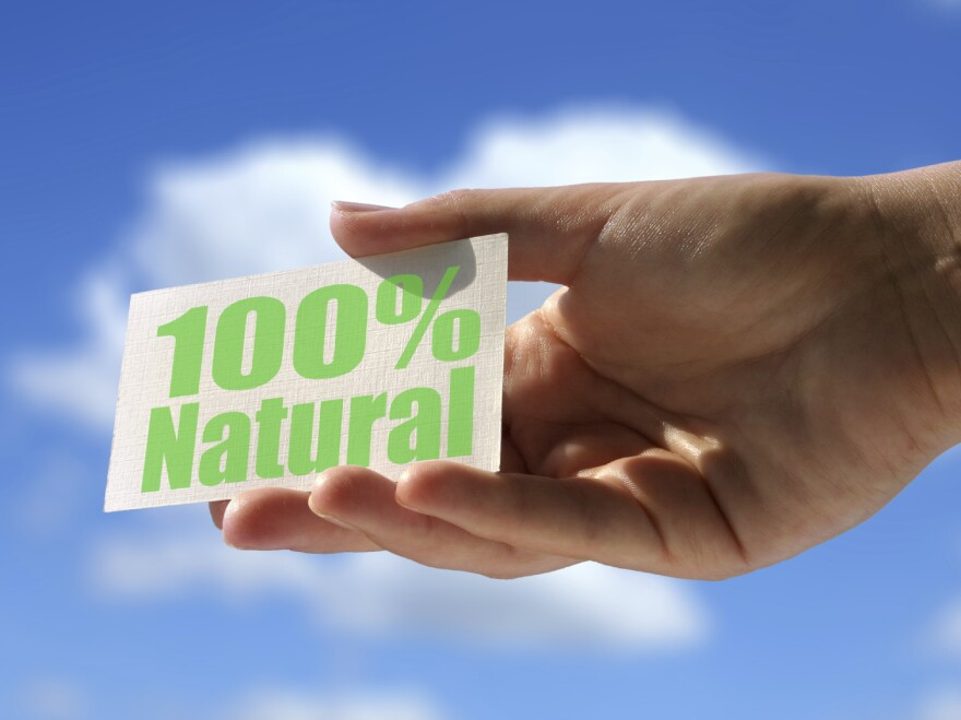 """Advocates say consumers may assume that the """"natural"""" label is the same as """"organic."""""""