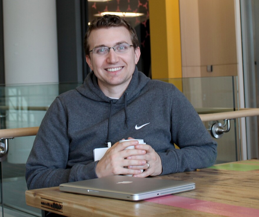 Ben Burke, Startup Weekend organizer and director of entrepreneurship at Arch Grants.