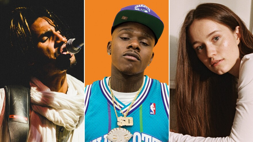 Mdou Moctar, DaBaby and Sigrid made some of our favorite songs from the month of March.