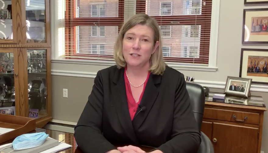 Dayton Mayor Nan Whaley announced on social media that she won't seek reelection.