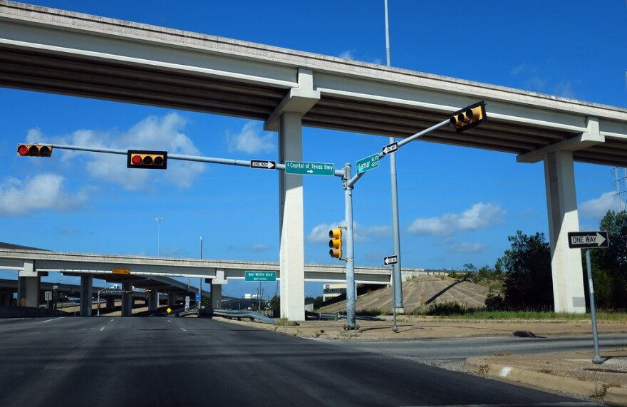 The speed limit on the stretch of South Lamar from Barton Skyway to Ben White Boulevard is getting reduced to 40 mph.
