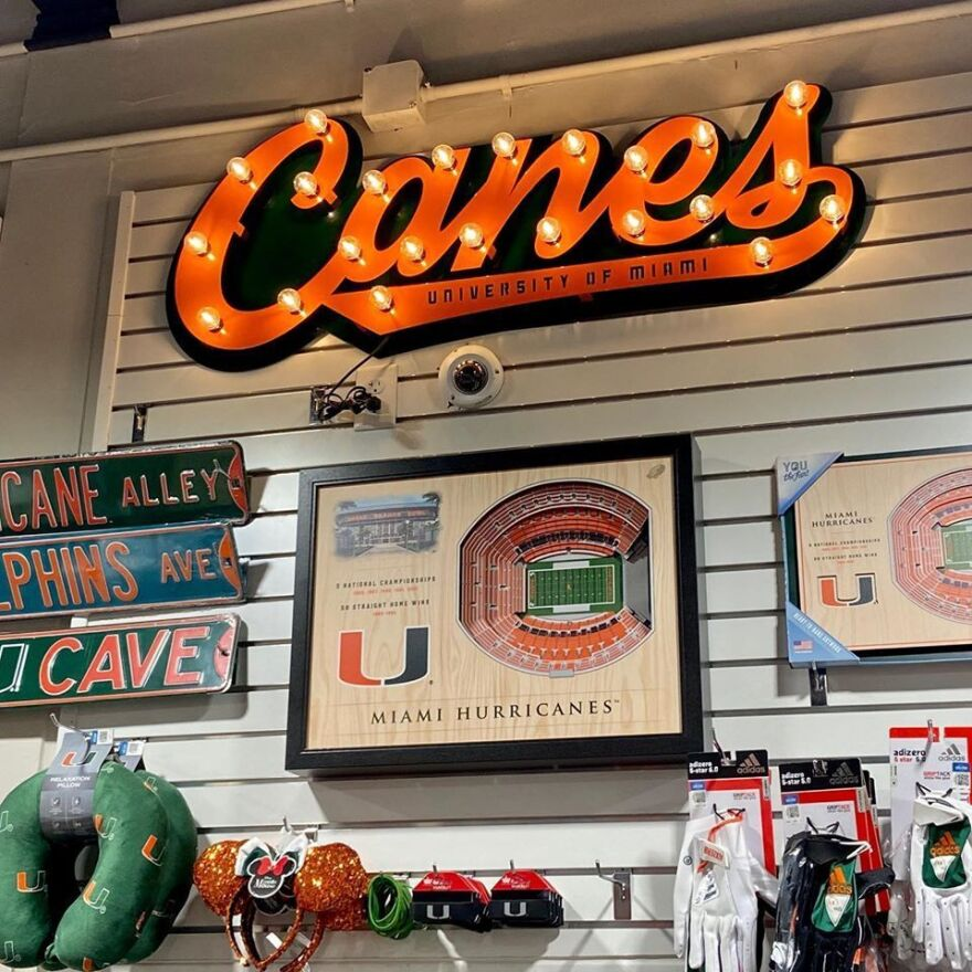 CanesWear store