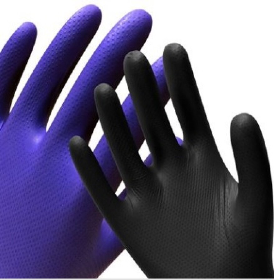 photo of ResQ-Grip gloves