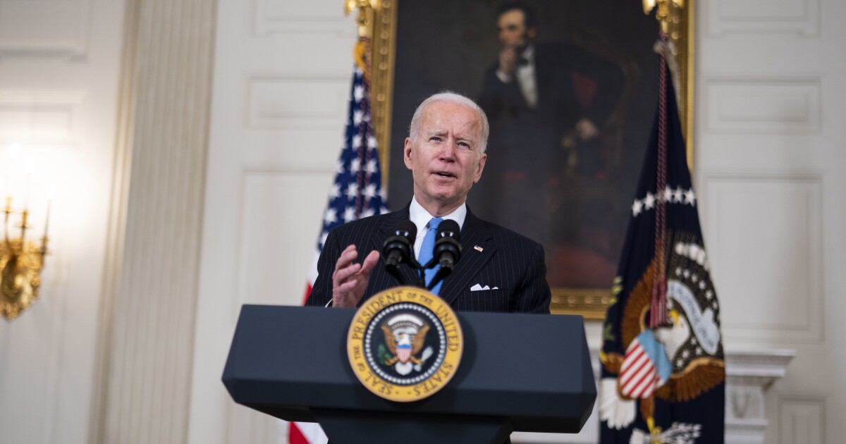 Biden Says U.S. Will Have Vaccine Supply For All Adults By May, Prioritizes Teachers