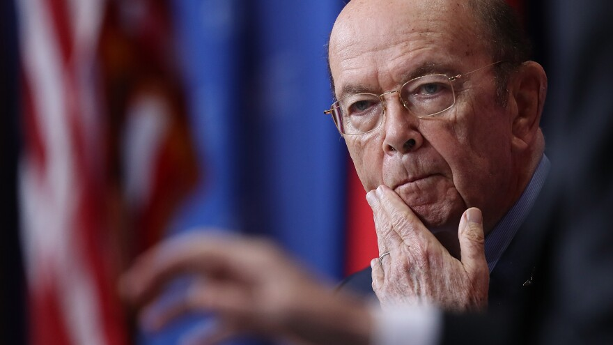 Commerce Secretary Wilbur Ross, who oversees the census, approved adding a controversial citizenship question to the 2020 census in March.