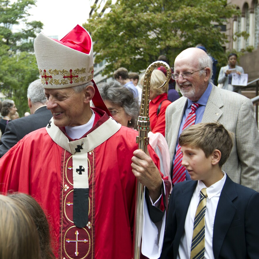 Cardinal Donald Wuerl, archbishop of Washington, previously served as the bishop of Pittsburgh, where, according to the grand jury report, he moved around abusive priests and failed to report abuse allegations.