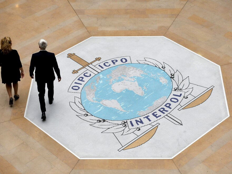 Interpol's headquarters in Lyon, France. Critics say Russia abuses its membership in the organization.