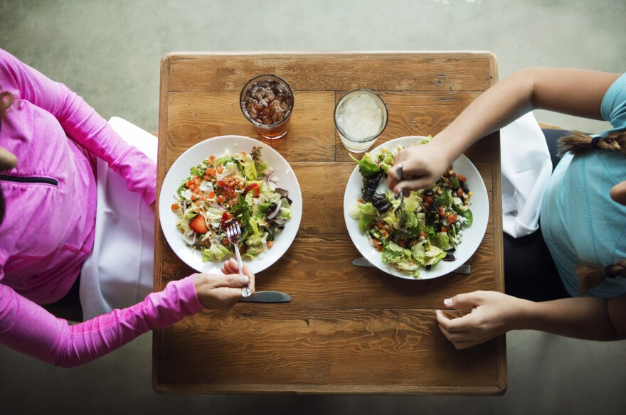 A new study finds that women who ate a low-fat diet and more fruits, vegetables and grains, lowered their risk of dying from breast cancer. But which of those factors provided the protective effect?