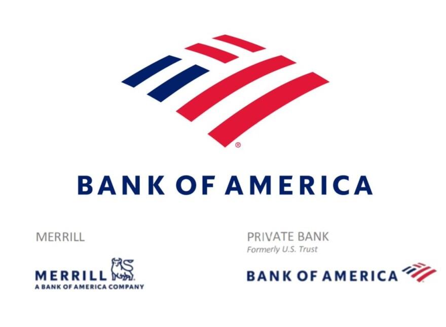 Bofa Drops Us Trust Merrill Lynch Brands But Keeps The Bull Wfae 90 7 Charlotte S Npr News Source