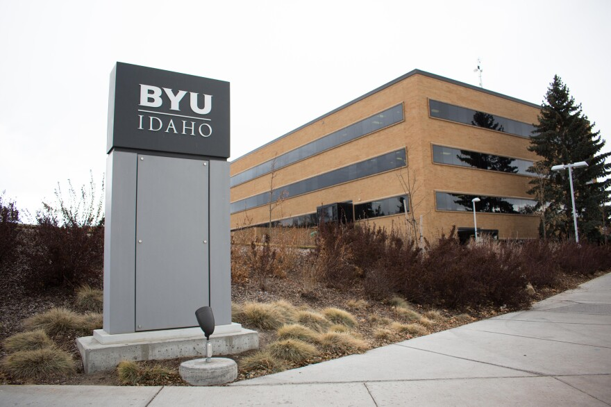 Brigham Young University-Idaho is the state's largest university with more than 30,000 students. More than two-thirds of them live on campus.