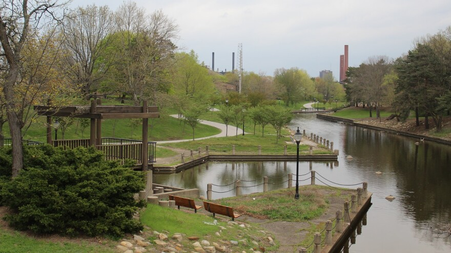 Canal way park