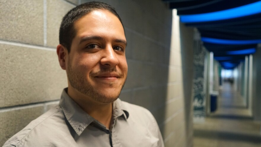 Adan Faudoa landed a job at Pandora, one of the first tech companies to set up shop in Oakland.