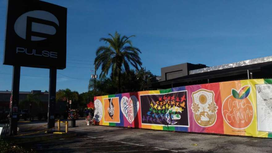 The Pulse nightclub in Orlando was the scene last June of the worst mass shooting in American history