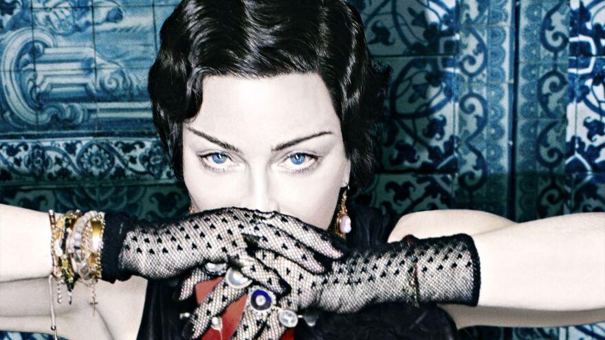 Madonna's latest album, <em>Madame X</em>, is out now.