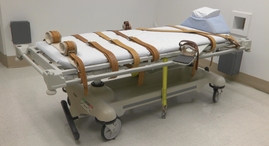 Florida's death penalty may soon be reinstated.