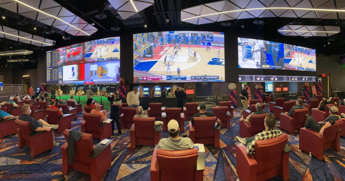 The First Day Of Legal Sports Gambling In NC