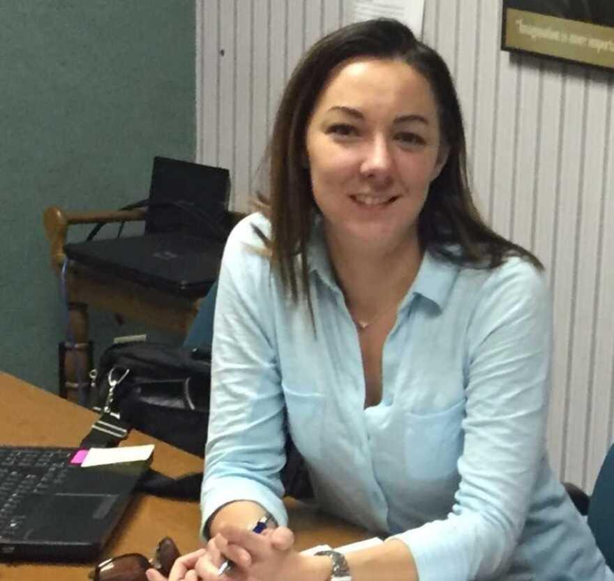 Amanda Archer, Canton Health Department