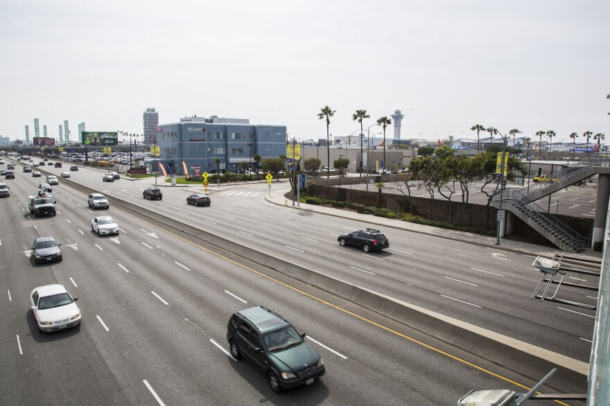 The location of Reliant's urgent care center near the airport exit makes it convenient for travelers and Los Angeles residents alike.