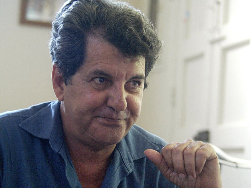 Political activist Oswaldo Paya led the National Dialogue project to prompt peaceful change in Cuba's political and economic systems.