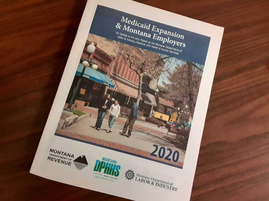 The Medicaid Expansion and Montana Employers 2020 report