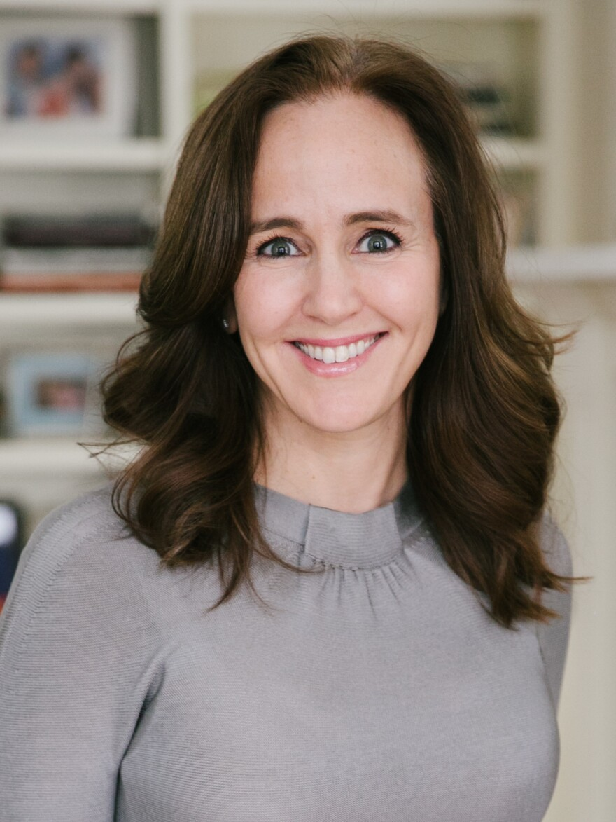 Pediatric surgeon and author Dana Suskind