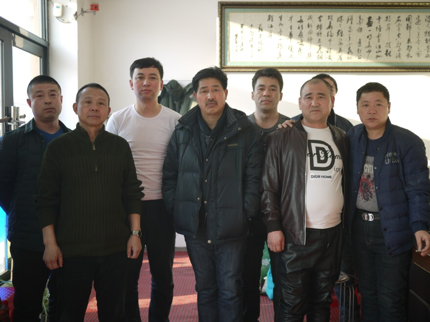 Employees of Longhua, soon to be unemployed, are fighting for a better severance package. The workers have used WeChat, China's most popular social media app, to organize and post videos of their protests.