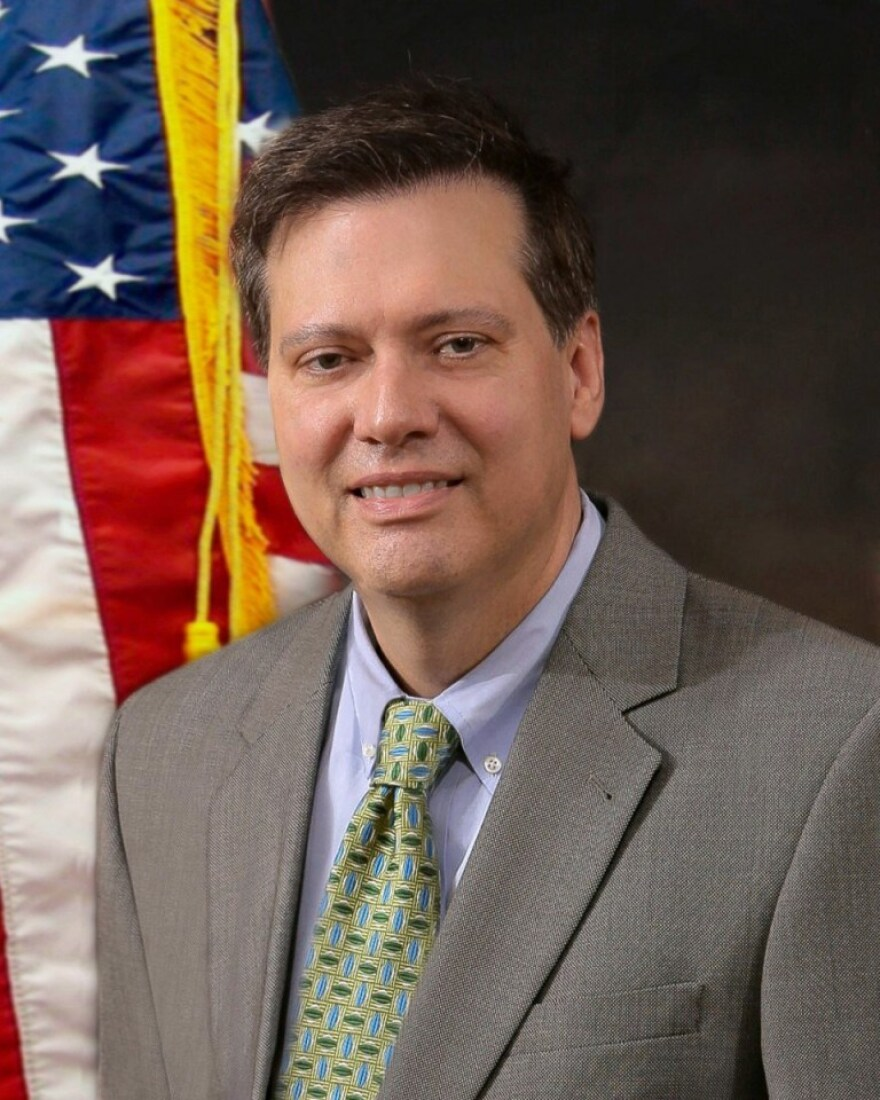 Tim Thomas, federal co-chair of the Appalachian Regional Commission.