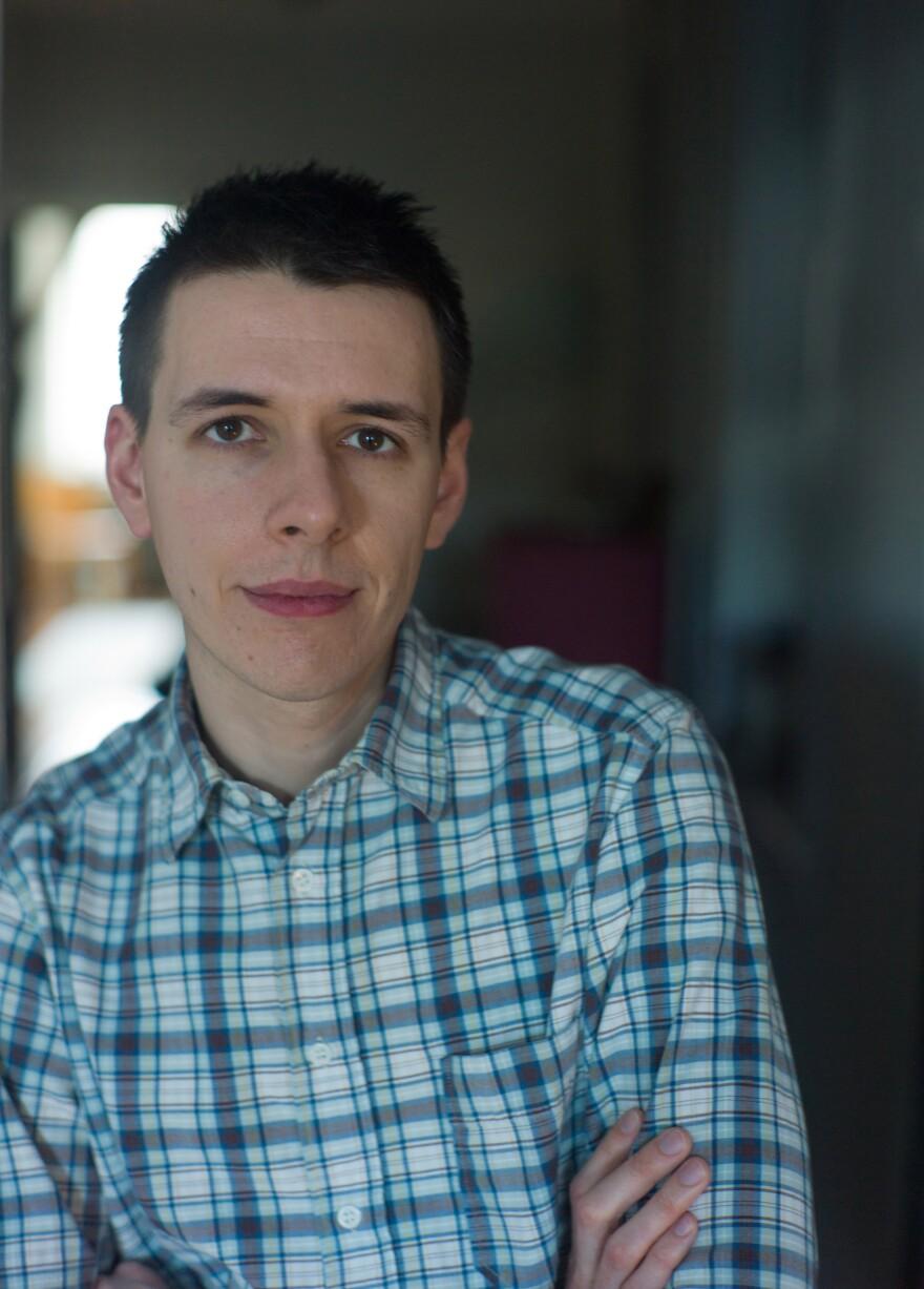 Mason Currey was the editor of <em>Metropolis </em>for six years.