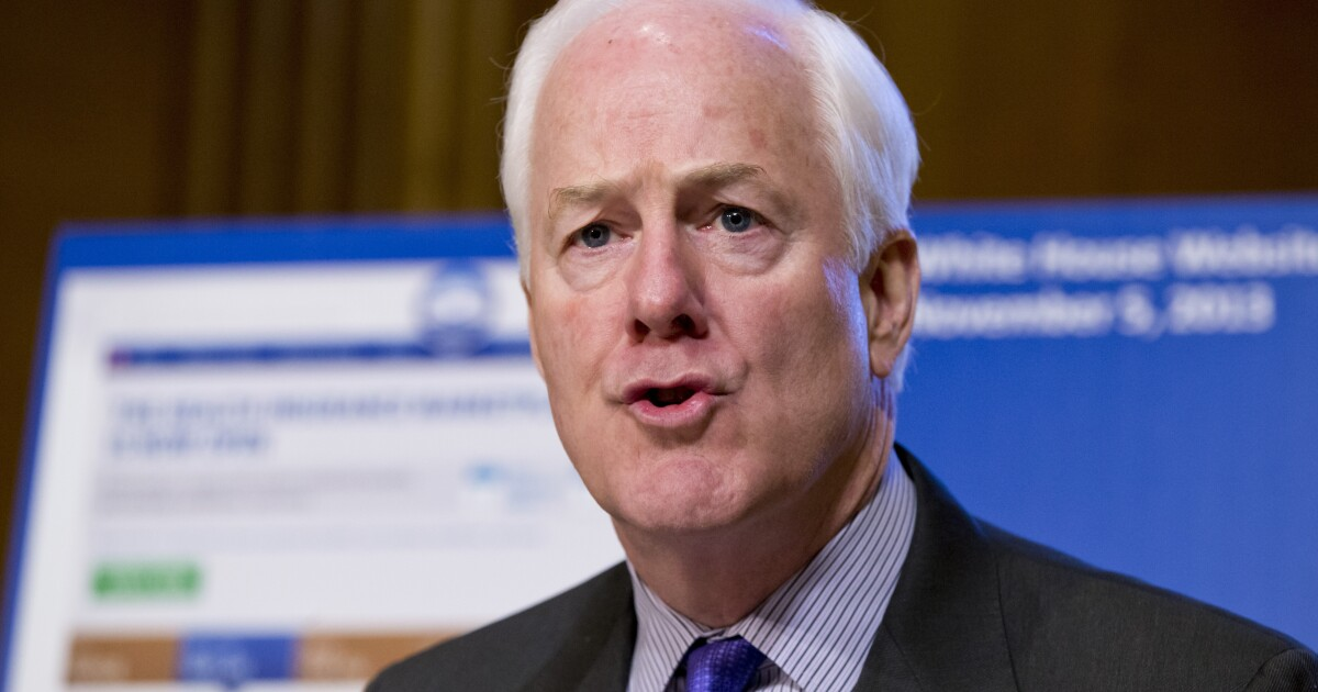 Cornyn Says Trump's Second Trial Justifies Impeaching Past Presidents