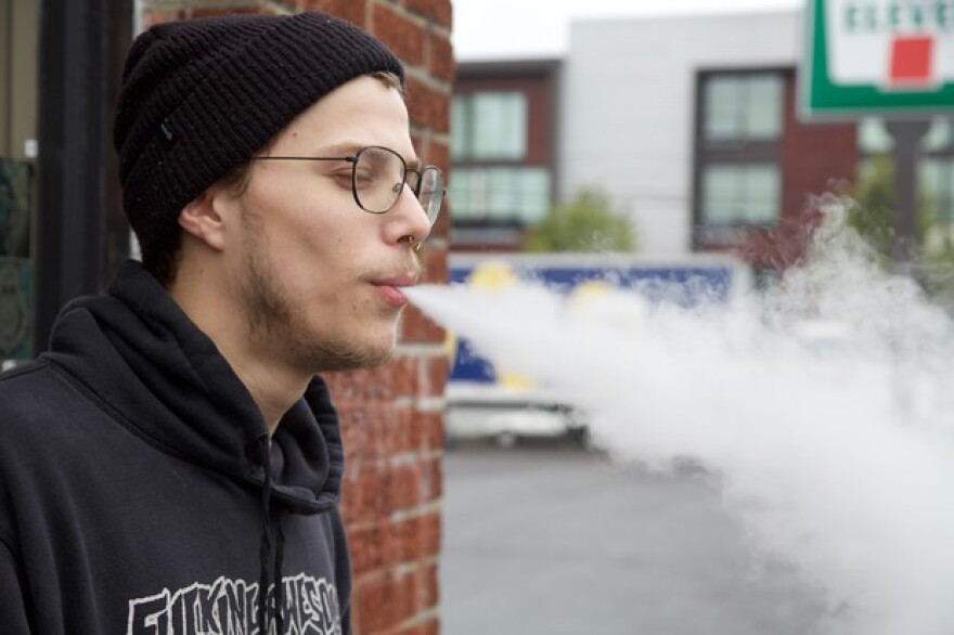 <p>People who want to vape flavored cannabis can now purchase the product as a lawsuit over the ban works its way through the courts.&nbsp;</p>