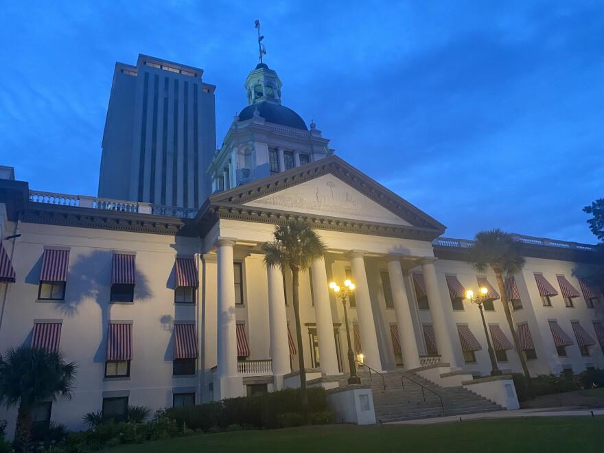 Florida's Historic Capitol building