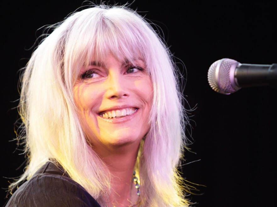 Emmylou Harris says her new album, <em>Hard Bargain,</em> is in part about how her expectations change as she grows older.