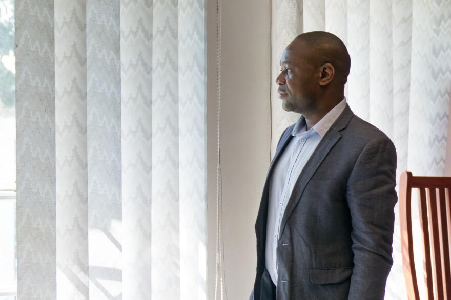 Dumisani Muleya, editor-in-chief of <em>The Zimbabwe Independent.</em>