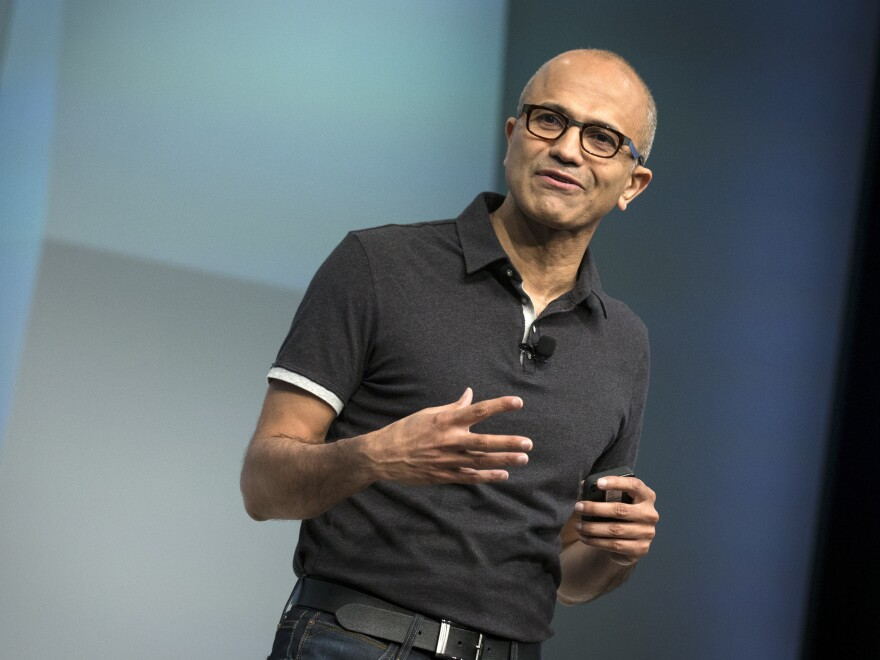 Microsoft CEO Satya Nadella backtracked on his suggestion that women shouldn't ask for raises.