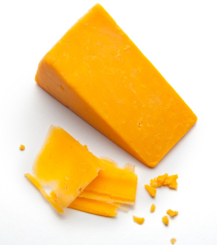 The British Cheese Board is looking for a national anthem for cheddar cheese.