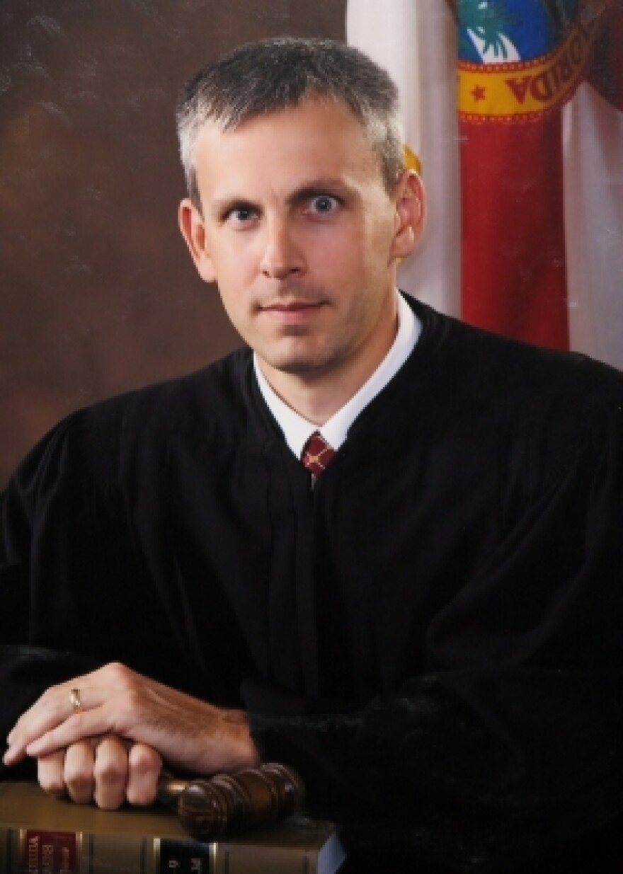 Judge T Kent Wetherell
