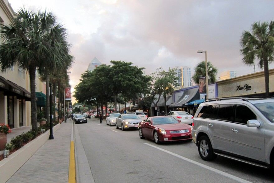For the past three years drivers have been experiencing increased congestion in the areas close to the water and Downtown from sewage problems, and construction.