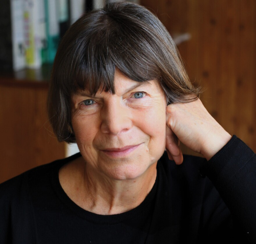 Margaret Drabble was named Dame Commander of the Order of the British Empire in 2008, and is the author of 17 novels, including <em>The Peppered Moth</em> and <em>The Millstone</em>.