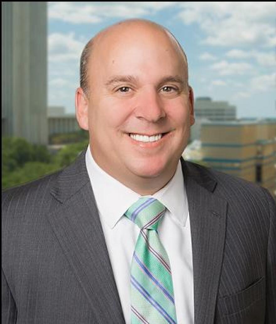 CRC member Tim Cerio.
