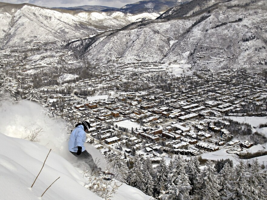 Health insurance premiums in Aspen, Colo., are among the highest in the country.