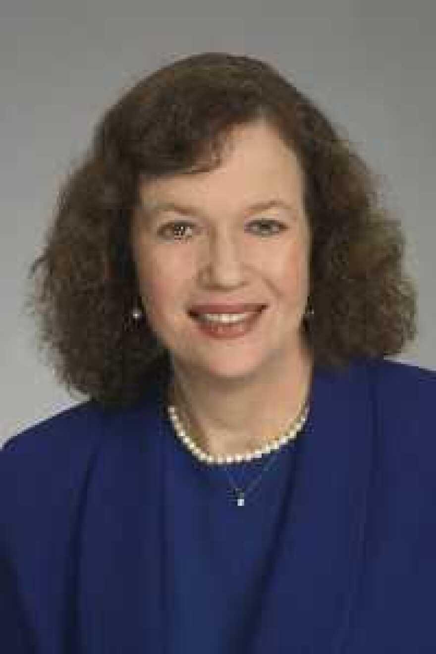 St. Louis County Circuit Court Presiding Judge Maura McShane