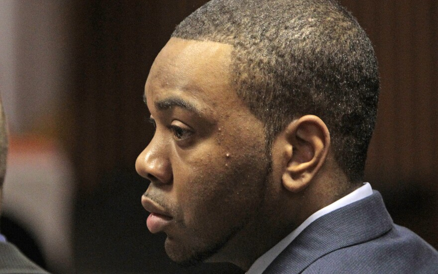 Courtney Lockhart is appealing a death penalty sentence that a judge gave him in 2011, which overrode the jury's recommendation of life in prison.