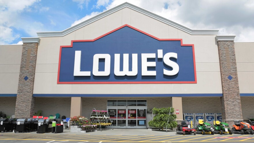 Lowe's announced Monday it will close 51 stores in the U.S. and Canada.